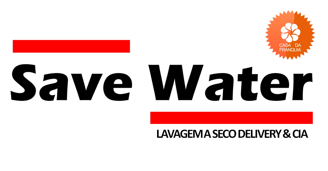 SAVE WATER – Lavagem a Seco Delivery & Cia*
